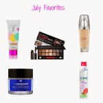 Monthly Favorites: July Edition