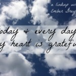 Grateful Heart Monday: Vacation, Had to get Away