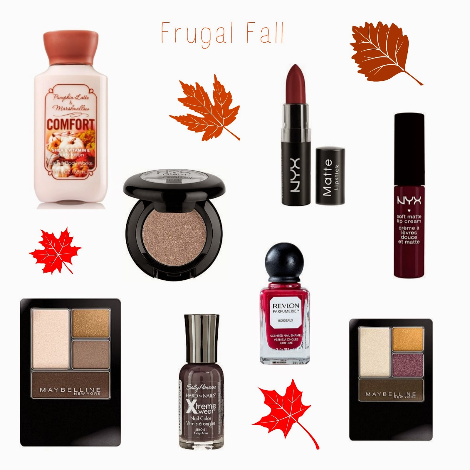 Frugal Fall: Festive Products Under $8