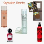 Monthly Favorites: September Edition