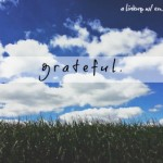 Grateful Heart Monday: A Million Miles of Fun