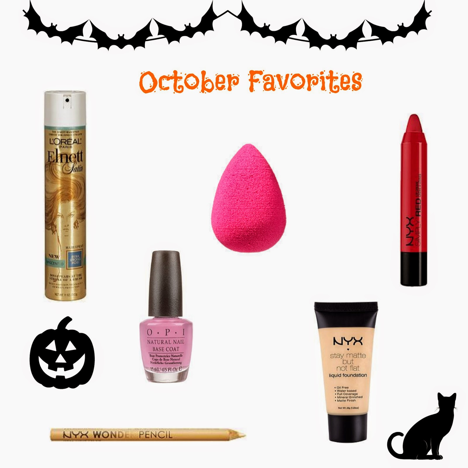 Monthly Favorites: October Edition