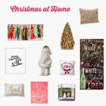 Christmas Home Ideas and a Giveaway