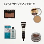 Monthly Favorites: November Edition
