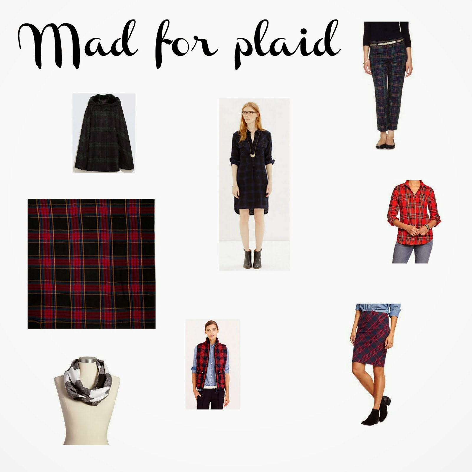 It's a Plaid World