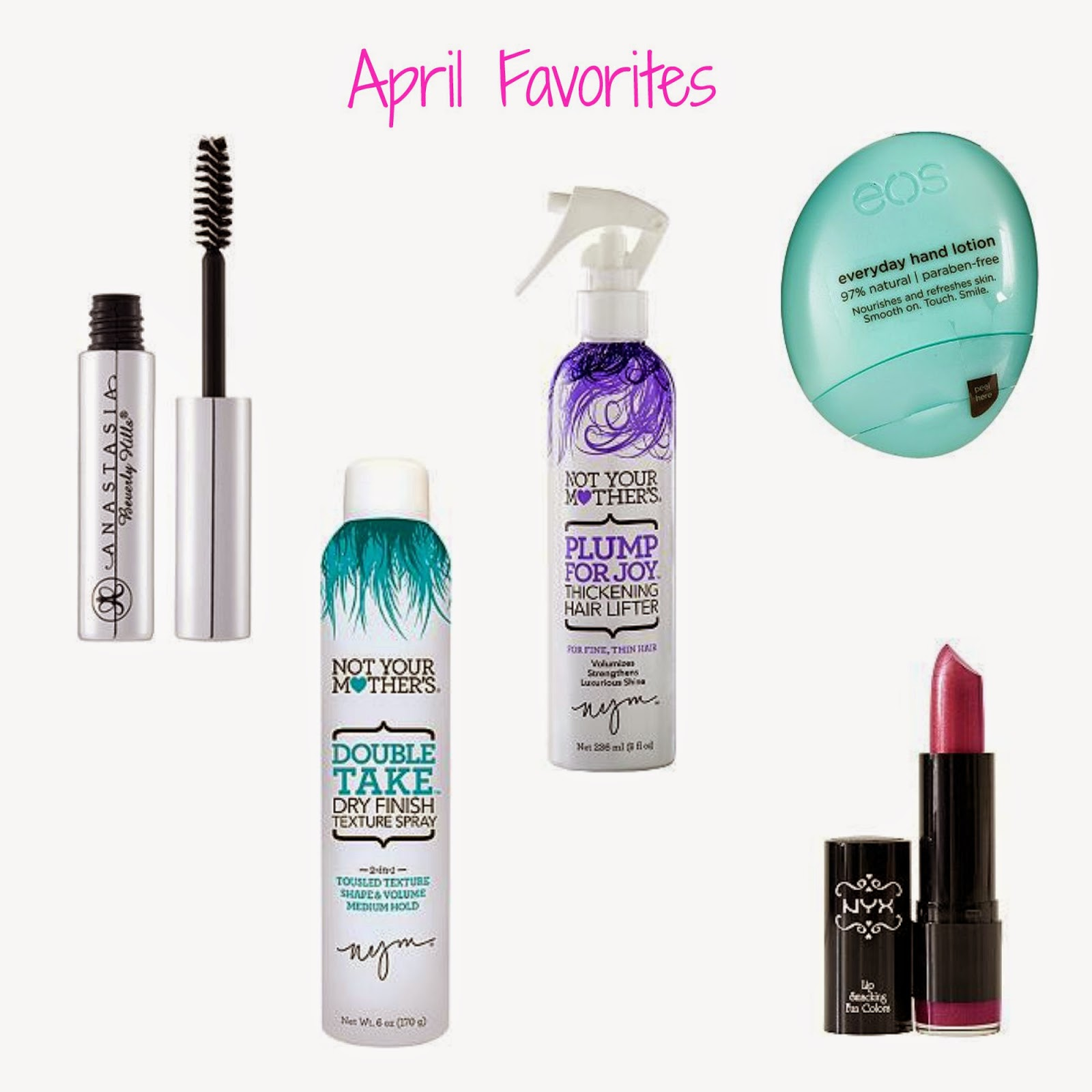 Monthly Favorites: April Edition