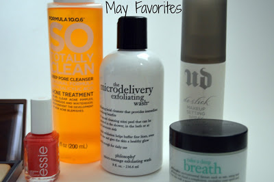 Monthly Favorites: May Edition