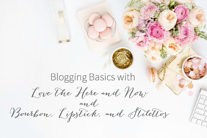 Blogging Basics Announcement