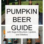Fall and Pumpkin Beer Guide