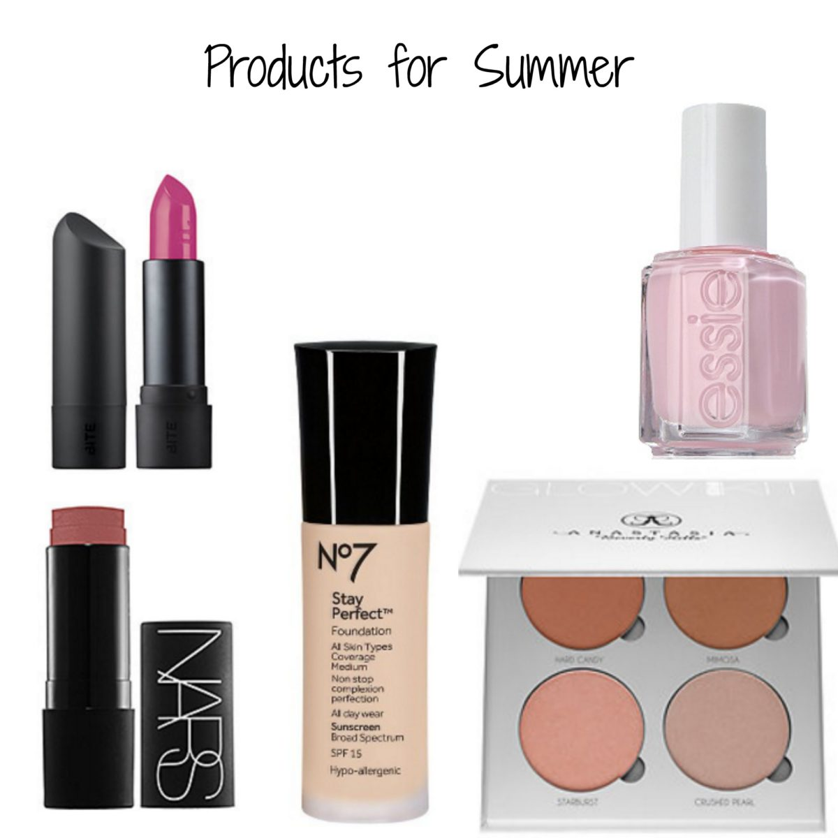 products for summer