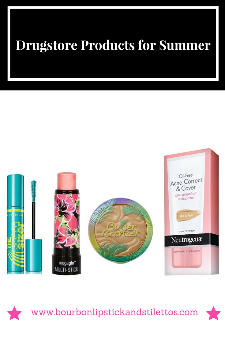 Summer Drugstore Products