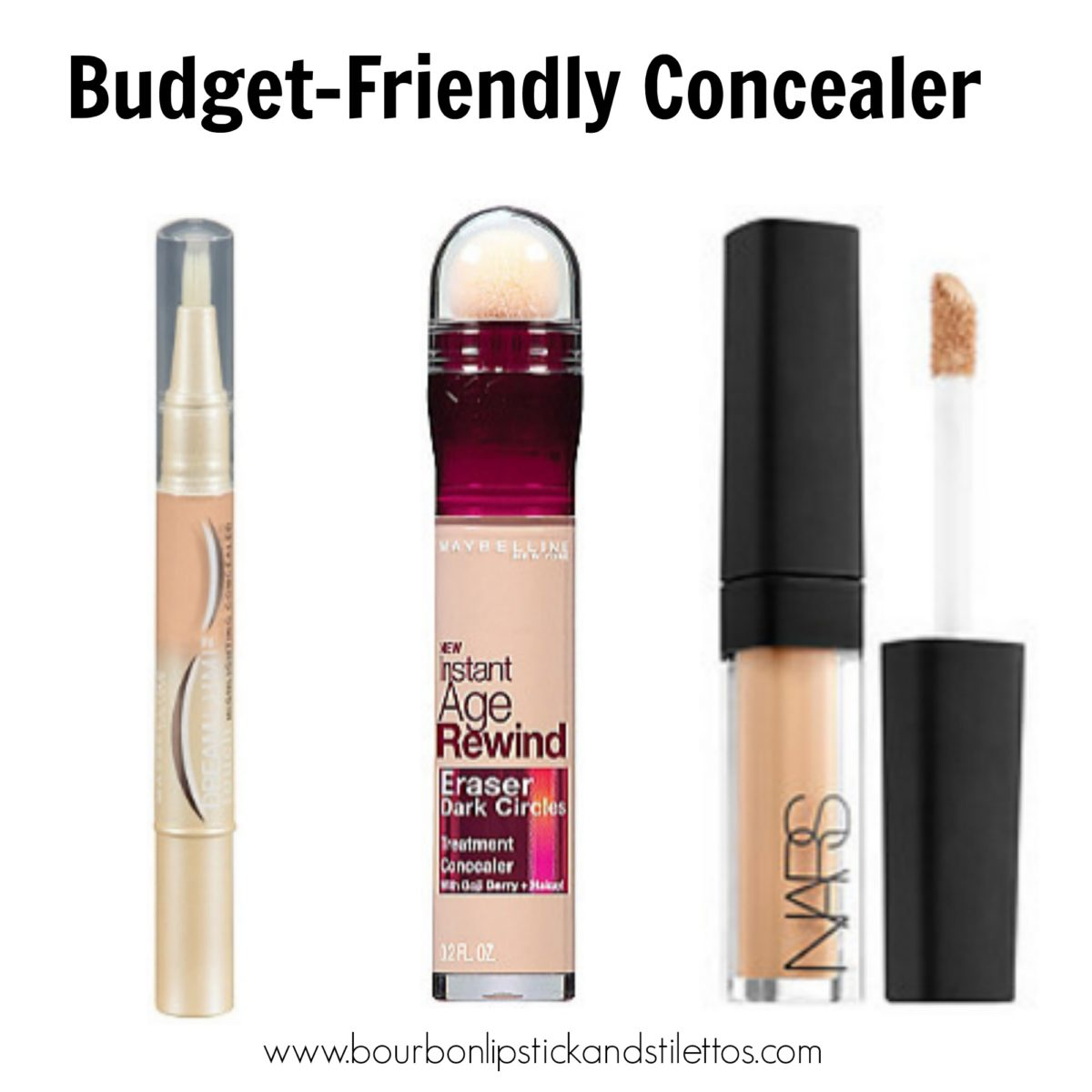 budget friendly concealer