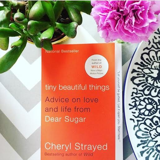 June Book Challenge and Chat: Tiny Beautiful Things