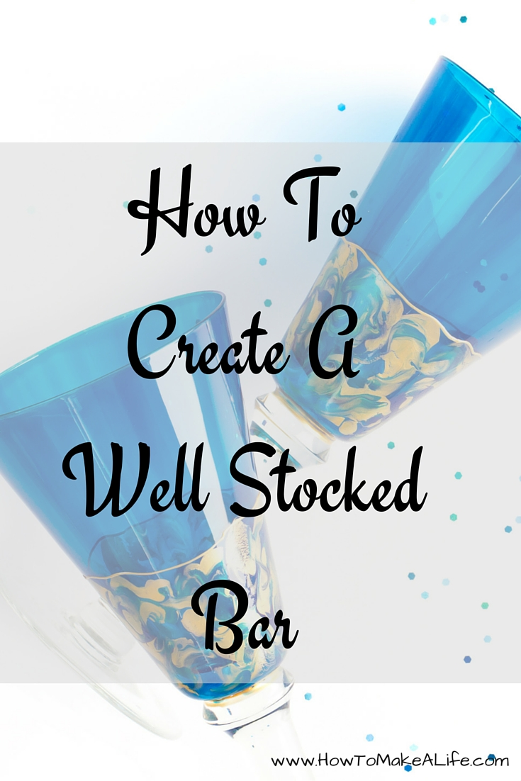 How To Create a Well-Stocked Bar