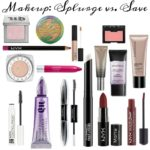 Beauty Products: Splurge vs. Steal