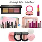 Holiday Makeup: 2016 Collections