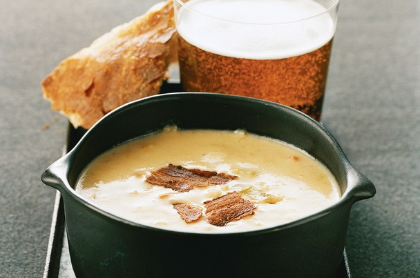 Five Soups to try this Fall