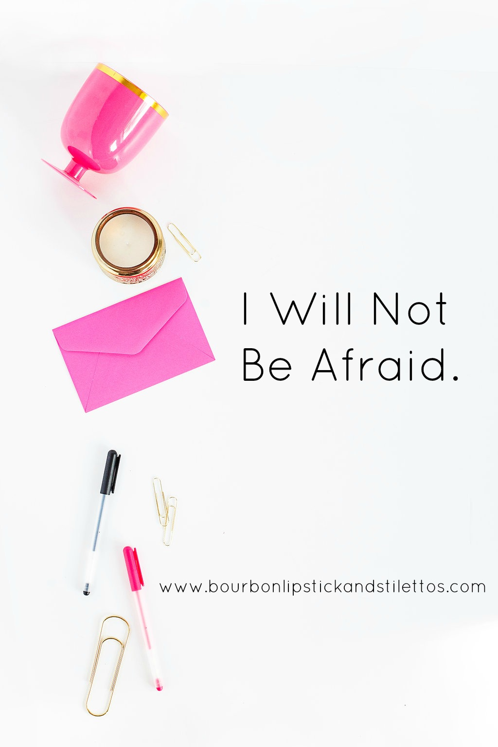 I'm Not Afraid