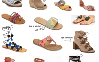 Summer Shoes Under $50