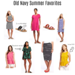 Favorite Old Navy Summer Pieces