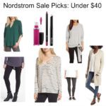 Nordstrom Sale Items Under $40