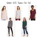 Tunics to Transition Into Fall
