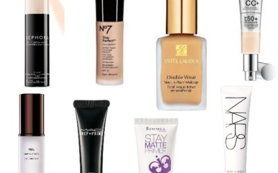 My Favorite Primers and Foundations