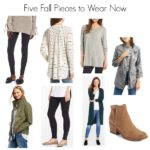Five Fall Pieces to Wear Now
