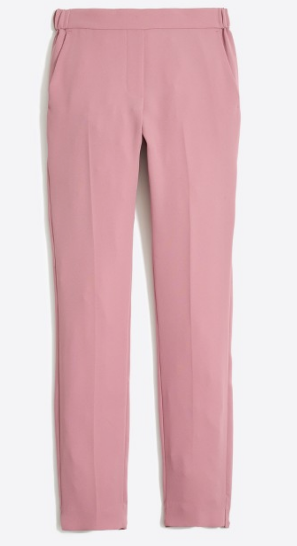 fdfc76be4dd J.Crew Factory Pull-On Pant  You had me at pull-on. If you re looking for  comfort
