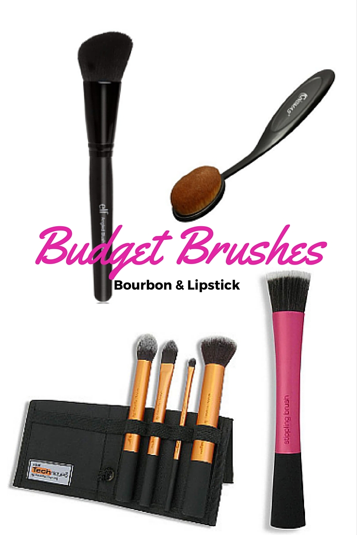 Beauty On A Budget Makeup Brushes
